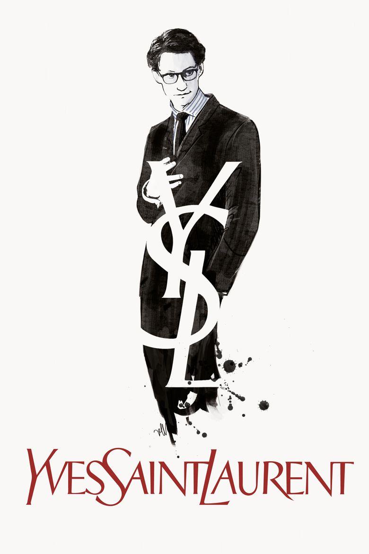 Yves Saint Laurent (film) movie poster
