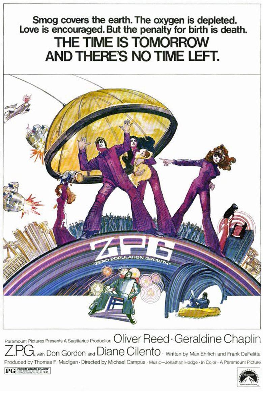 ZPG movie poster