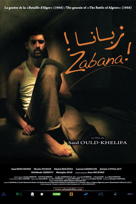 Zabana! movie poster
