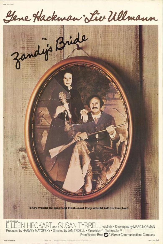 Zandys Bride movie poster