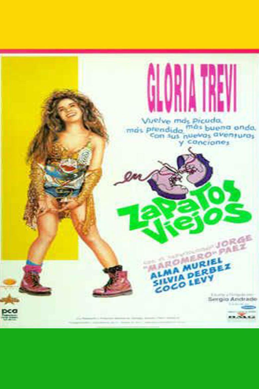 Zapatos Viejos (1993 film) movie poster
