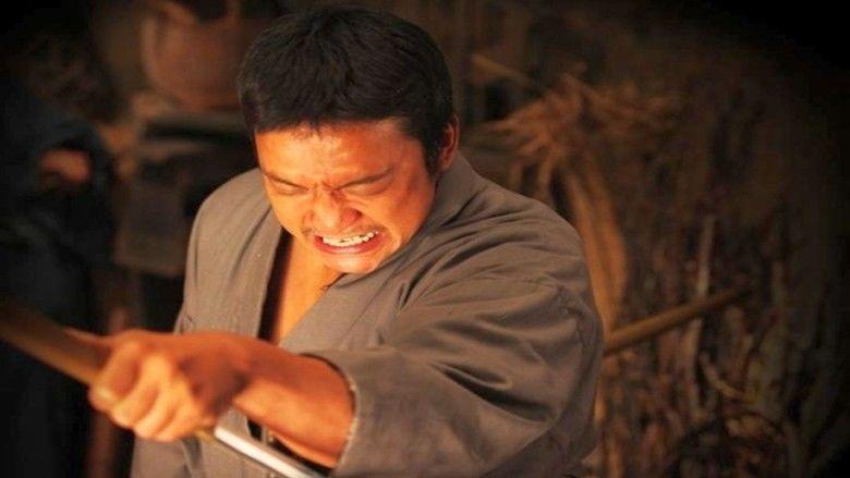 Zatoichi: The Last movie scenes