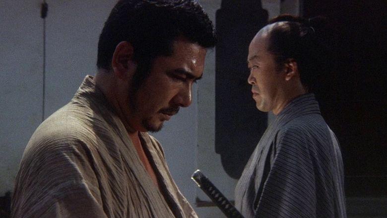 Zatoichi and the Fugitives movie scenes