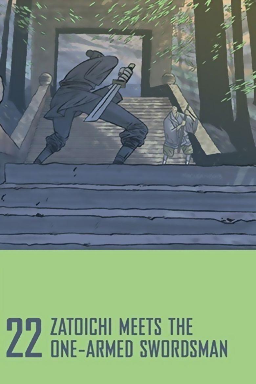 Zatoichi and the One Armed Swordsman movie poster