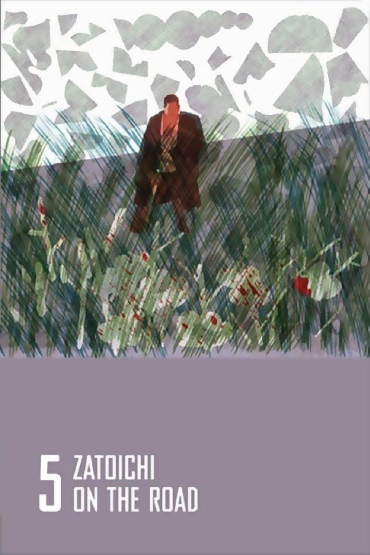 Zatoichi on the Road movie poster
