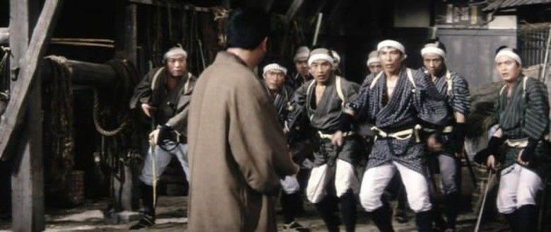 Zatoichi on the Road movie scenes