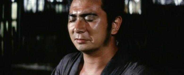 Zatoichi the Fugitive movie scenes
