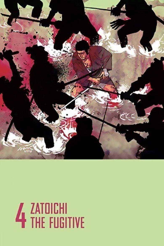 Zatoichi the Fugitive movie poster