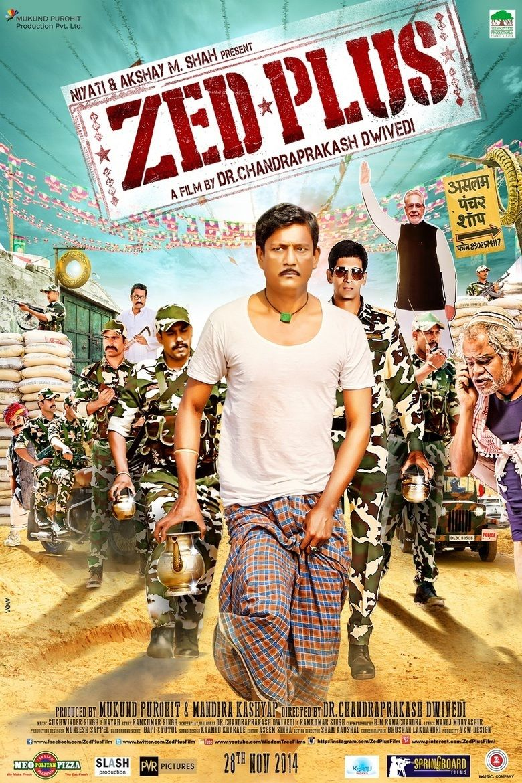 Zed Plus movie poster