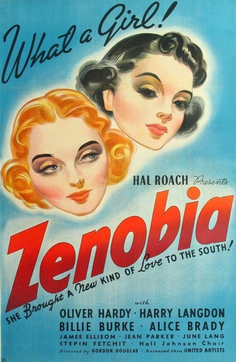 Zenobia (film) movie poster