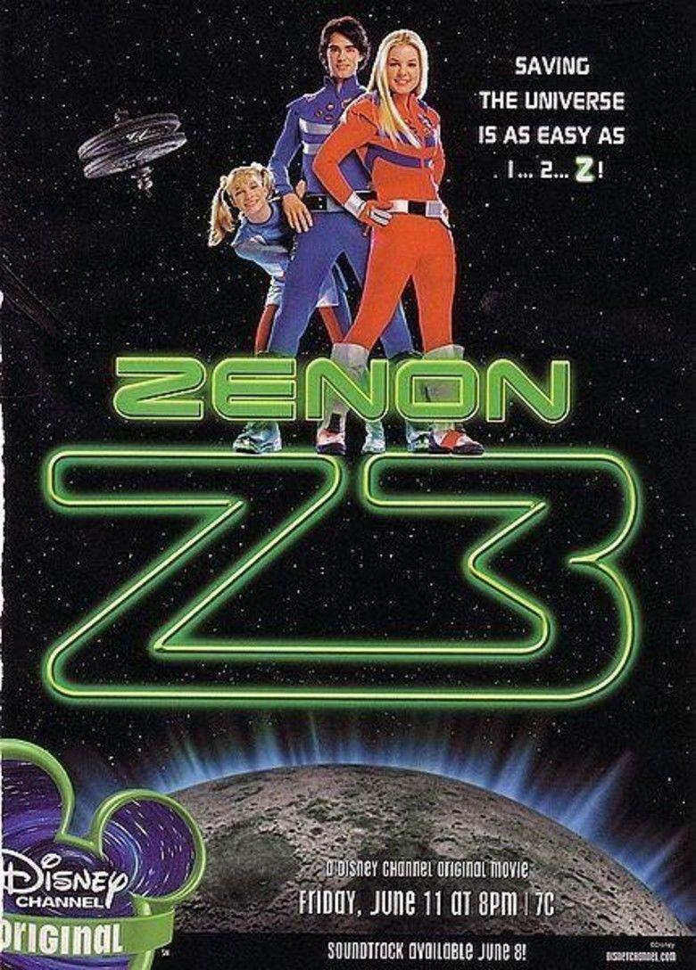 Zenon: Z3 movie poster