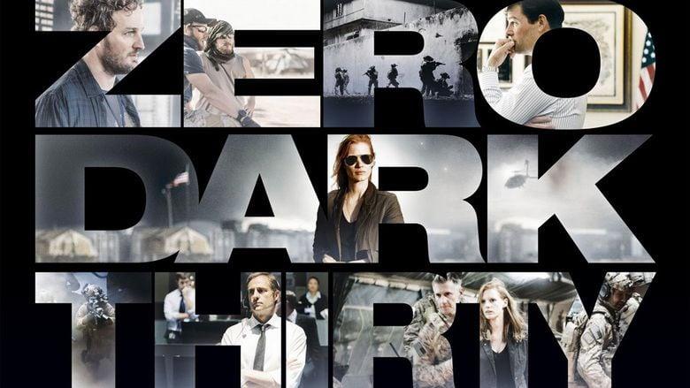 Zero Dark Thirty movie scenes