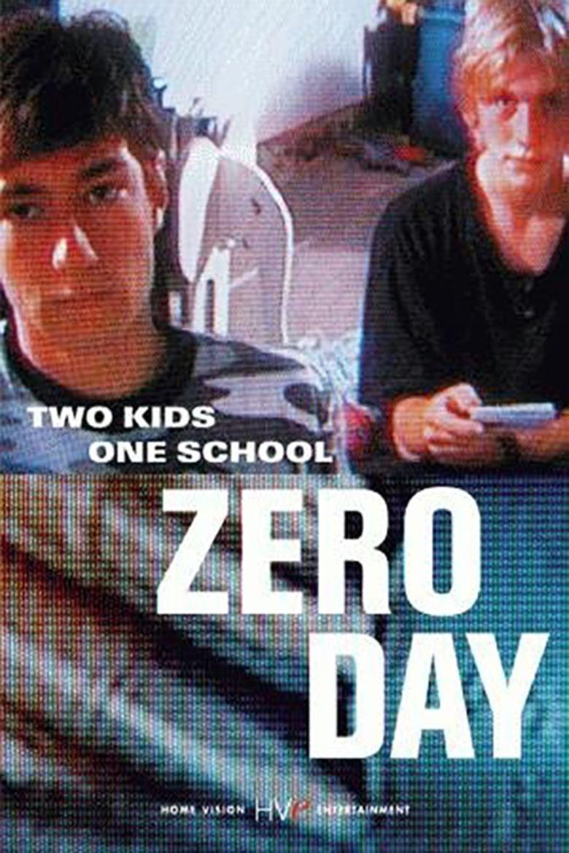 Zero Day (film) movie poster