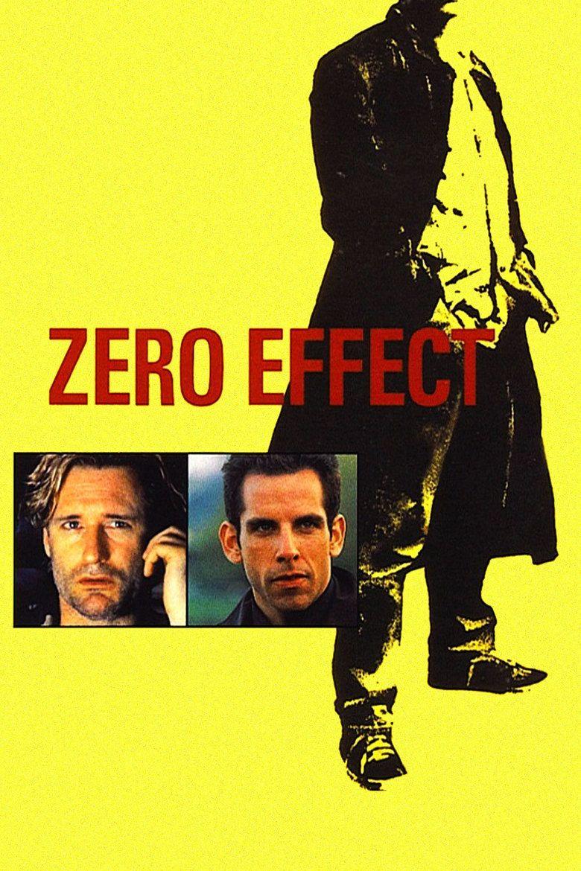 Zero Effect movie poster