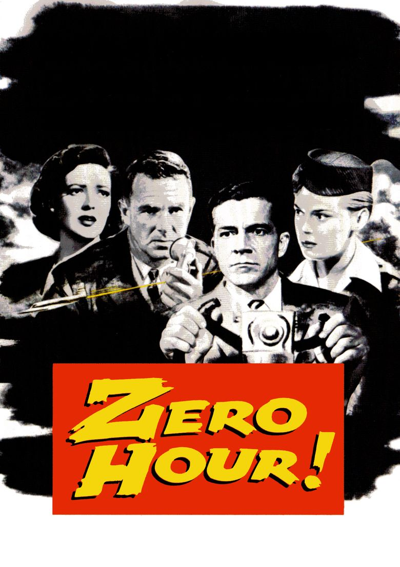 Zero Hour! movie poster