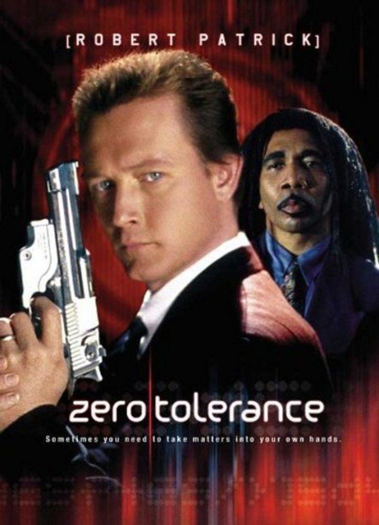 Zero Tolerance (1995 film) movie poster