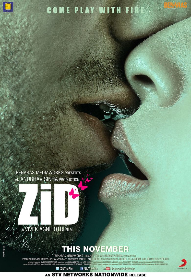 Zid (film) movie poster