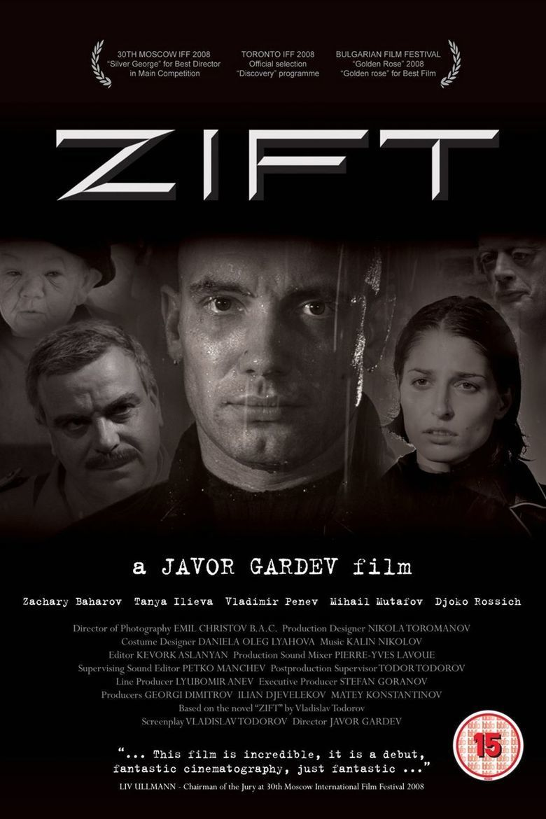 Zift movie poster