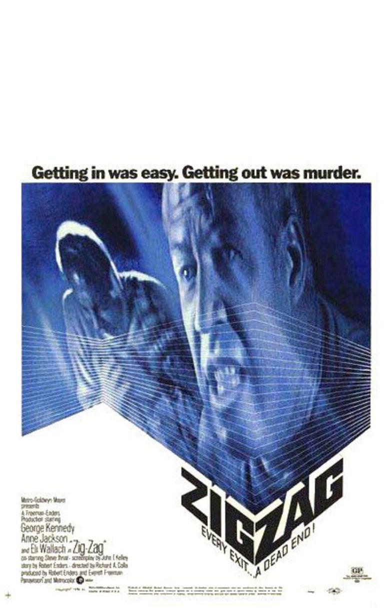Zig Zag (1970 film) movie poster