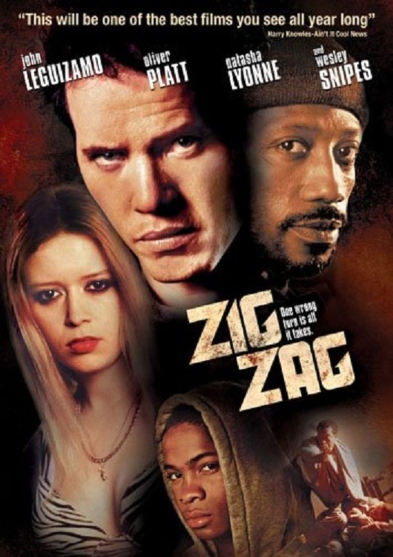 Zig Zag (2002 film) movie poster