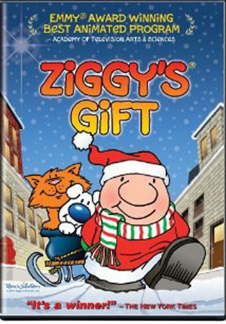 Ziggys Gift movie poster