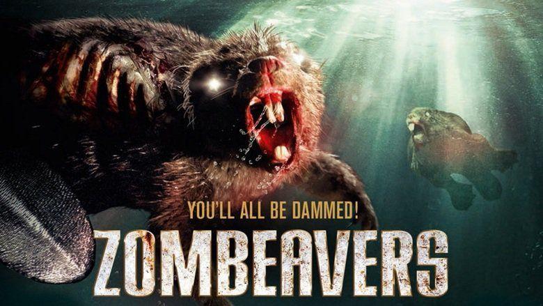 Zombeavers movie scenes