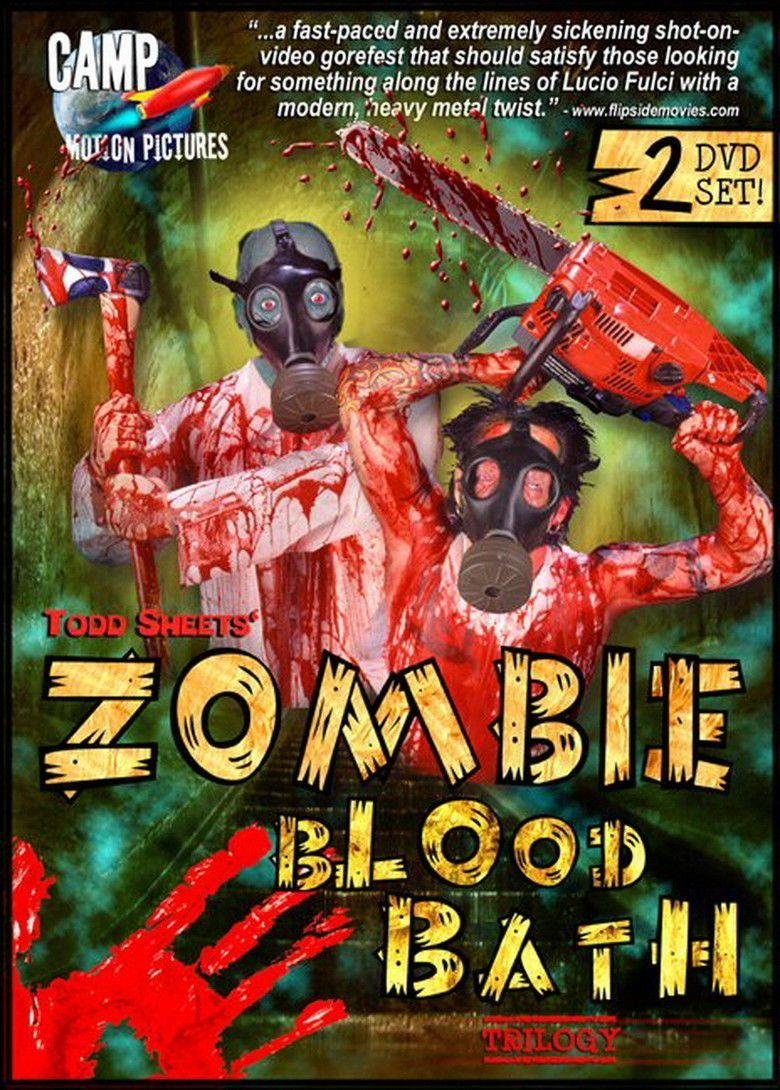 Zombie Bloodbath movie poster