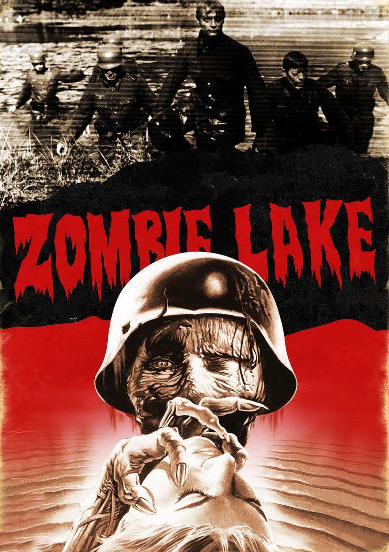 Zombie Lake movie poster