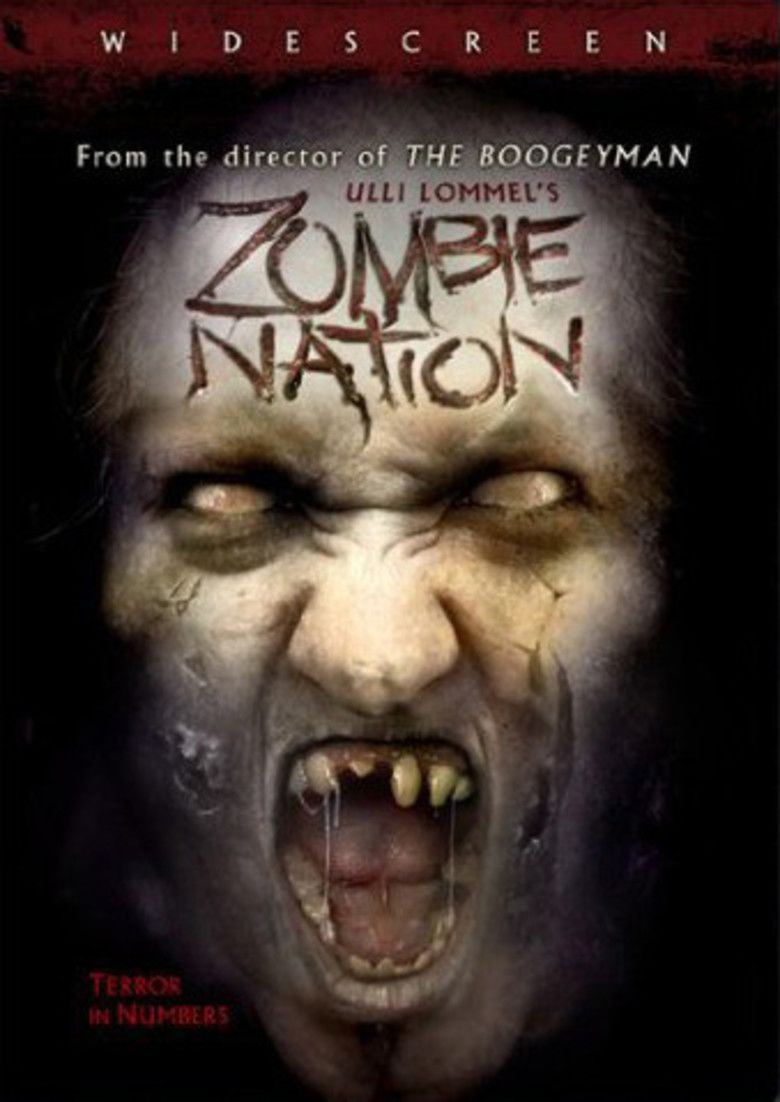 Zombie Nation (film) movie poster