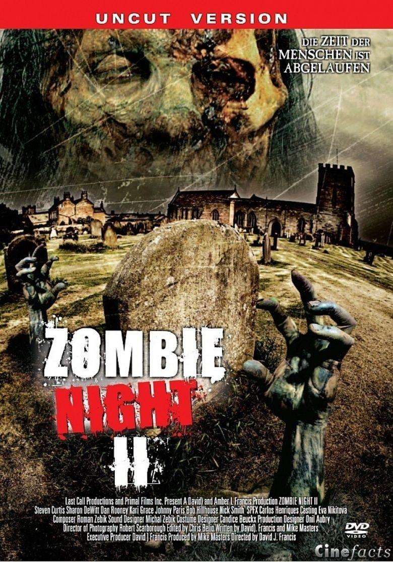 Zombie Night 2: Awakening movie poster