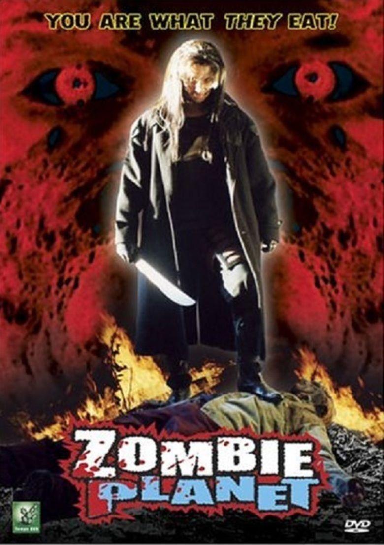 Zombie Planet movie poster