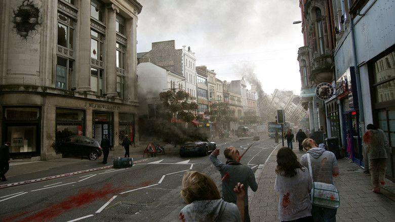 Zombie Undead movie scenes