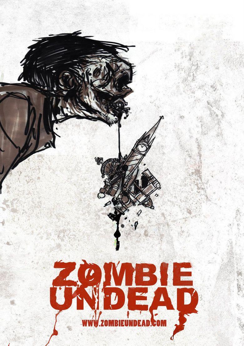 Zombie Undead movie poster