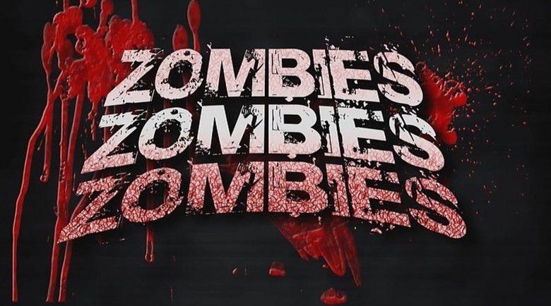 Zombies! Zombies! Zombies! movie scenes
