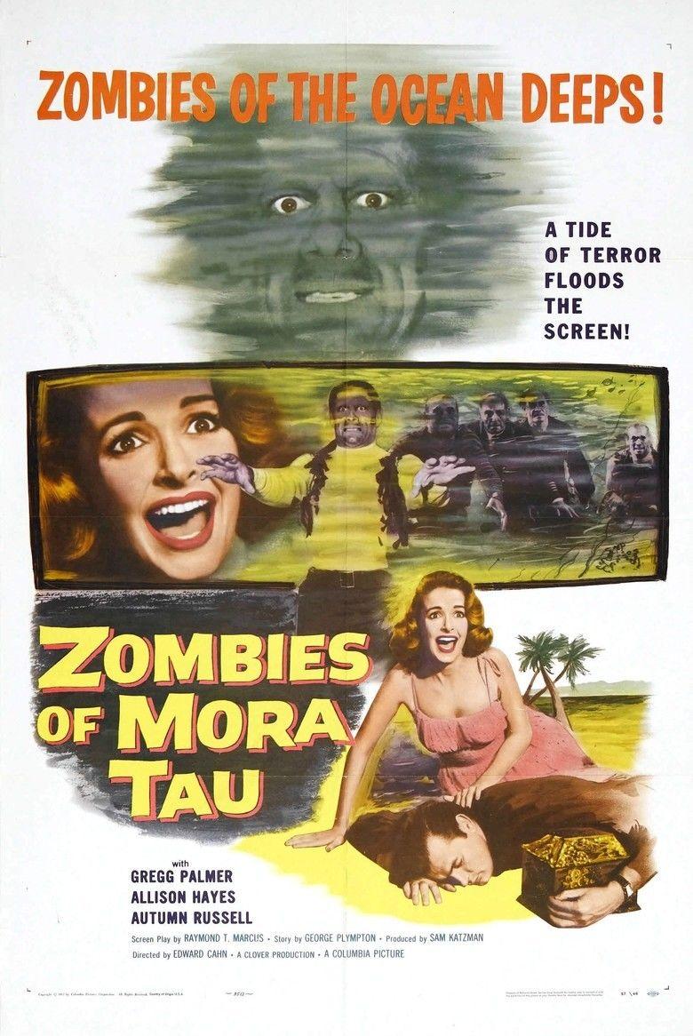 Zombies of Mora Tau movie poster