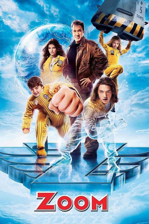 Zoom (2006 film) movie poster