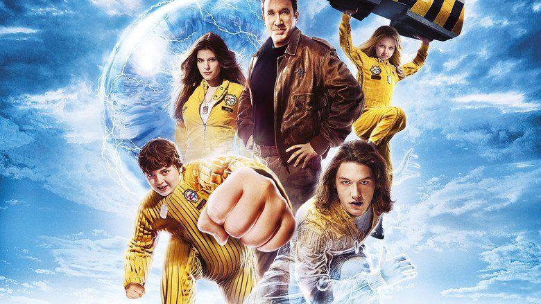 Zoom (2006 film) movie scenes