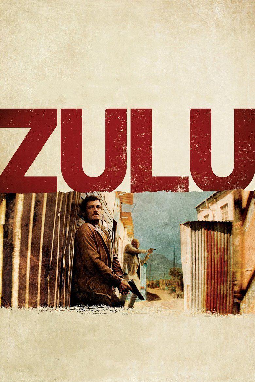 Zulu (2013 film) movie poster