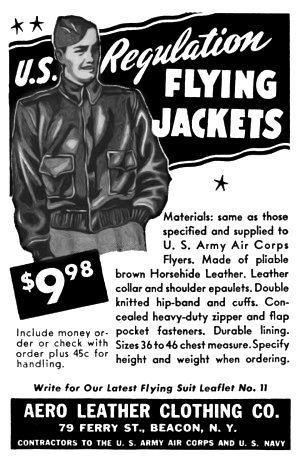 A-2 jacket