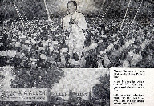 A. A. Allen A A Allen