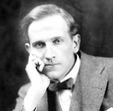 A. A. Milne Leslie Howard describes AA Milne 1922 Inafferrabile
