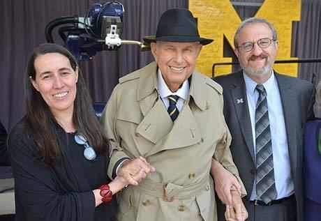 A. Alfred Taubman Generous UM supporter A Alfred Taubman dies at 91 The