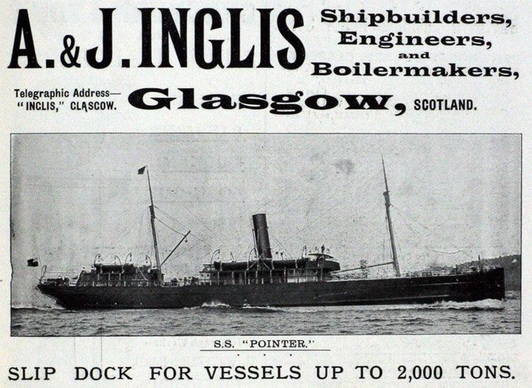 A. & J. Inglis
