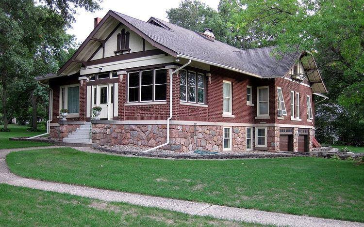 A. B. C. Dodd House