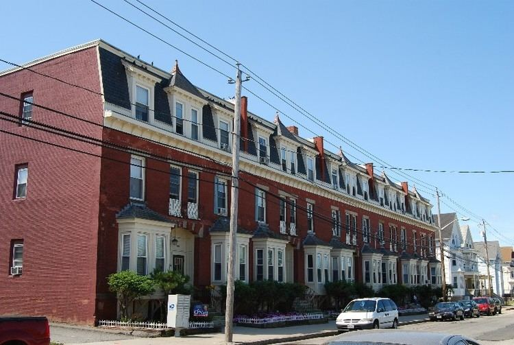 A. B. Chace Rowhouses