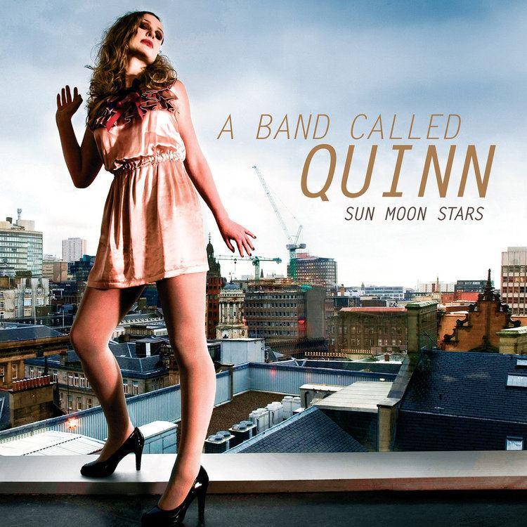 A Band Called Quinn Sun Moon Stars A Band Called Quinn