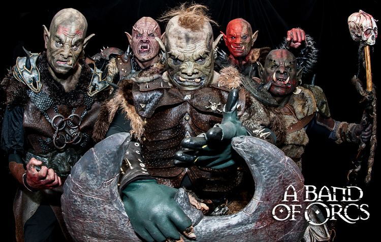 A Band of Orcs A Band of Orcs The Weirdest Band in the World