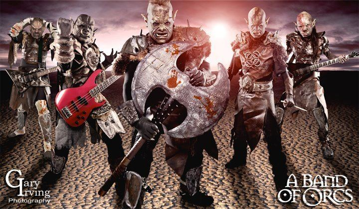 A Band of Orcs a band of orcs Metal Odyssey gt Heavy Metal Music Blog