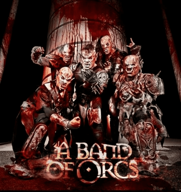 A Band of Orcs A Band of Orcs Tour Dates 2017 Upcoming A Band of Orcs Concert