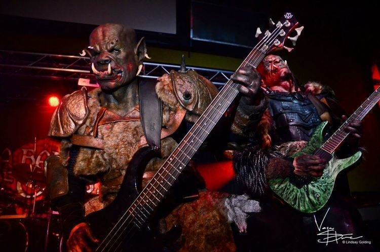 A Band of Orcs A BAND OF ORCS INTO THE MAELSTORM Mordor The Land of Shadow